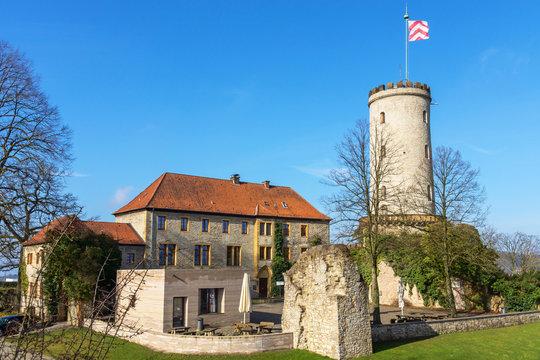 Sparrenburg in Bielefeld, Nordrhein-Westfalen