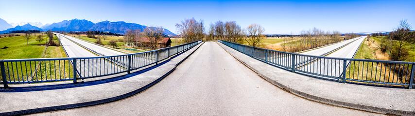 Wall Mural - german highway