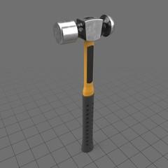 Ballpeen hammer