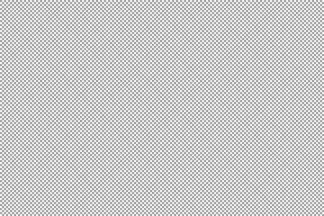 Vector seamless dark diagonal thin lines, grid, rhombus. Illustration of a symmetrical repeating geometric element, a template. Fotobehang