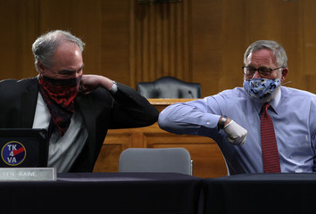Senate Committee for Health, Education, Labor, and Pensions Hearing on the coronavirus disease (COVID-19) response, in Washington