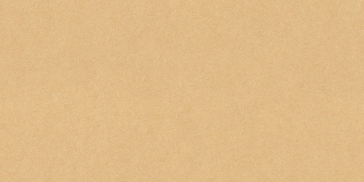 High resolution seamless yellow cardboard background or texture hard paper sheet. Beige recycled eco carton paper or seamless carton background. Yellow paperboard texture.