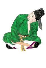 奈良時代文官