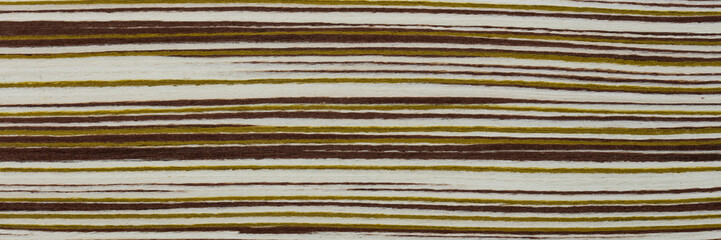 Foto op Canvas Marmer Excellent veneer background in light color with unique contrast surface. Natural wood texture, pattern.