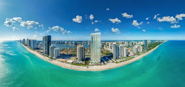 Sunny Isles Beach Panorama Miami, Florida