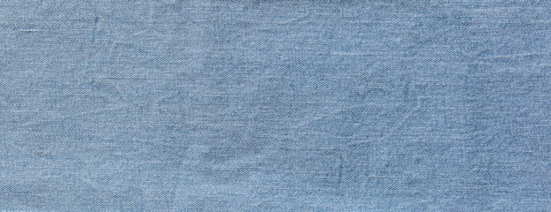 texture of blue jeans denim fabric
