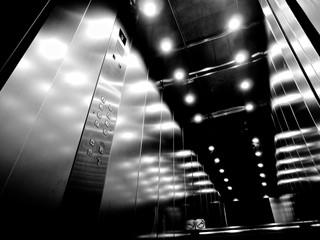 Fototapeta Low Angle View Of Recessed Lights obraz