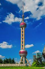 Fernsehturm Shanghai – Perle des Osten