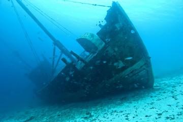 wreck of a wreck