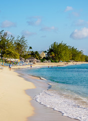 Seven Mile Beach, West Bay, Grand Cayman, Cayman Islands