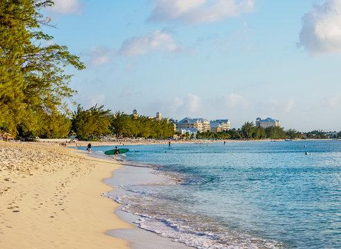 Seven Mile Beach, West Bay, Grand Cayman, Cayman Islands