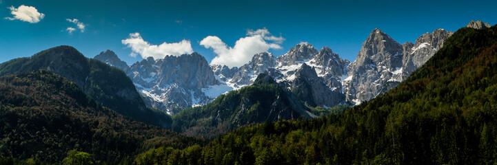 Obraz Słowenia - fototapety do salonu