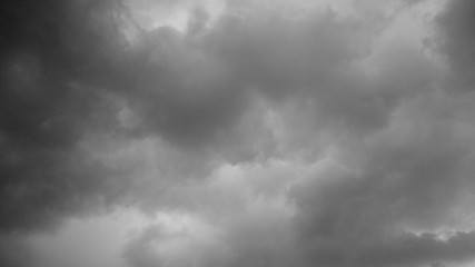 Full Frame Shot Of Cloudscape Fotobehang
