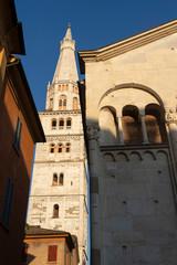 Fotomurales - Duomo of Modena, Emilia-Romagna, Italy