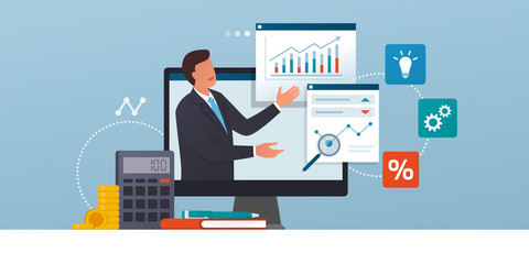 Business management online courses and consulting