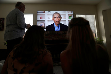 Obama addresses America's high school graduates amid coronavirus disease outbreak