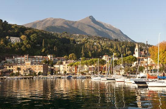 Toscolano-Maderno, Gardasee, Lago del Garda, Provinz Brescia, Region Lombardei, Italien