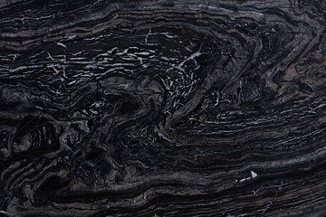 Canvas Prints Stylish black marble background for your unique interior in adorable home.