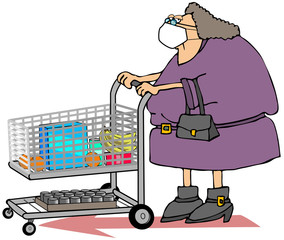 2020 grocery shopper