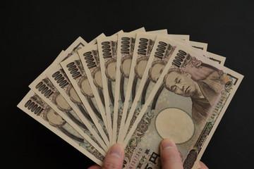 紙幣 10万円
