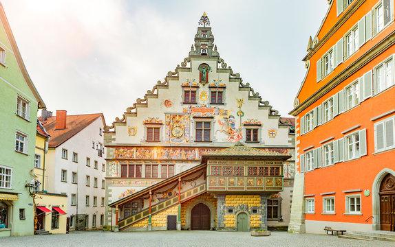 Altes Rathaus von Lindau, Bodensee