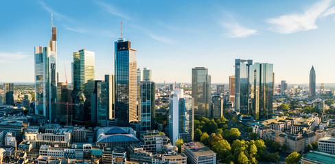 Frankfurt am Main Aerial
