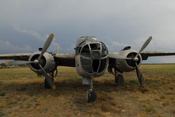 avion antiguo