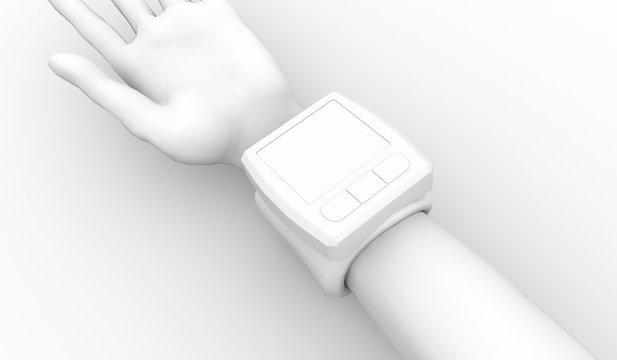 手首式血圧計01