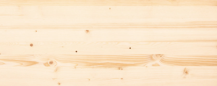 Background of wood planks, light wooden texture