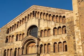Fotomurales - Duomo of Parma, Italy