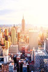Skyline, New York City, USA