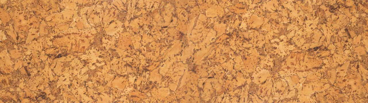 Brown dark wooden cork texture background banner panorama