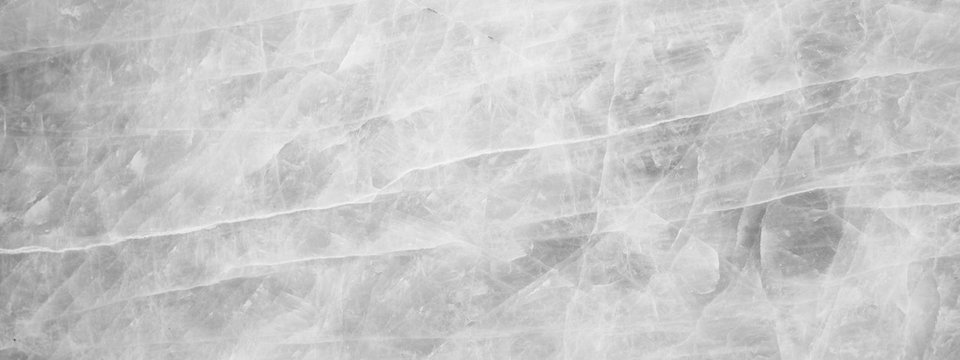 Gray white abstract quartz marble marbled texture background banner