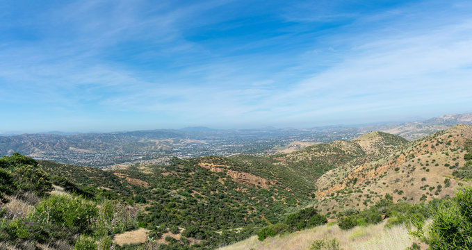 Simi Valley Hills, Simi Valley, California