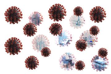 coronavirus scenes