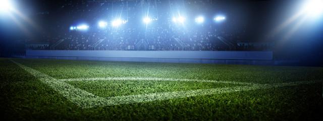 Fotoväggar - Fussball Stadion