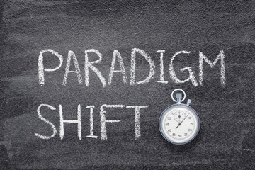 paradigm shift watch