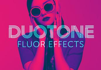 Bright Duotone Effect