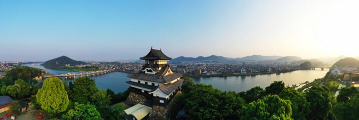 Inuyama Castle, Gifu Prefecture, Honshu, Japan, Asia