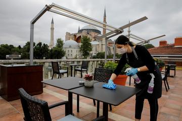 Spread of the coronavirus disease (COVID-19) in Istanbul