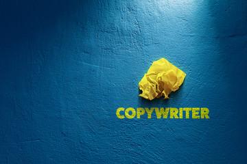 Copywriter propagation concept