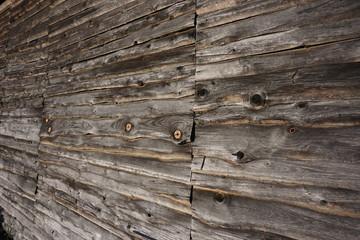 Holzhütte Wall mural