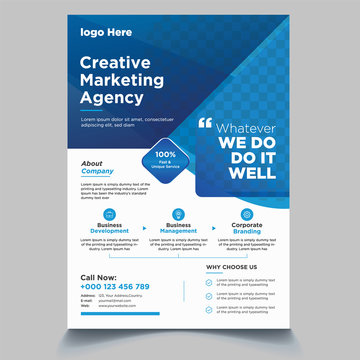 Creative corporate business flyer template,Best Corporate Business Flyer images in 2020,corporate flyer - travel company,business advertising flyers,business poster template free