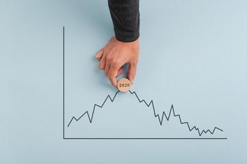 Papiers peints Montagne Prediction of a 2020 stock market crisis