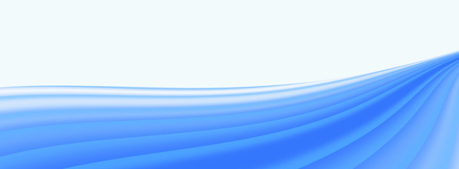 Stream line. Background material such as stream, wind, speed, water, river, sea, summer, refreshing, nature.  ストリームライン 流れ、風、スピード、水、川、海、夏、さわやか、自然などの背景素材 Wall mural