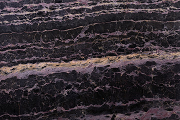 Photo sur Aluminium Marbre Attractive dark marble background for your natural design. High quality texture.