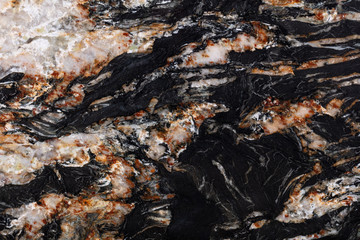 Zelfklevend Fotobehang Marmer Perfect granite texture for your new awesome design work.