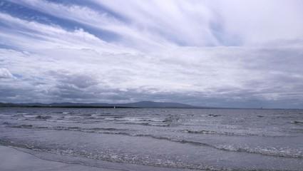 Foto op Aluminium Zee / Oceaan Scenic View Of Beach Against Sky