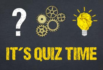 It´s Quiz Time