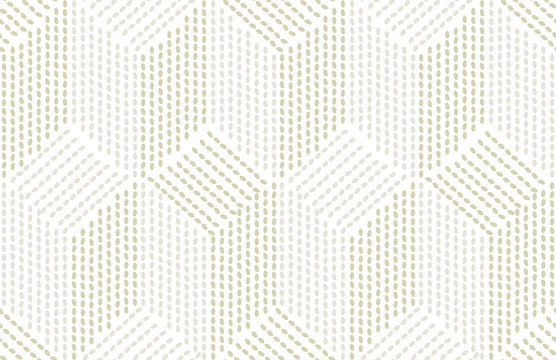 Rice seeds in lines tribal style seamless pattern for background, fabric, textile, wrap, surface, web and print design.